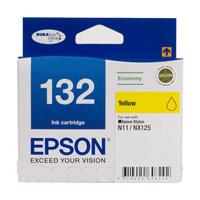 Epson 132 Yellow Ink Cartridge