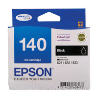 Epson 140 Black Ink Cartridge - High Yield