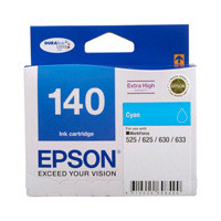 Epson 140 Cyan Ink Cartridge (Original)