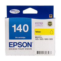 Epson 140 Yellow Ink Cartridge - High Yield
