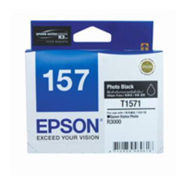 Epson 157 Photo Black Ink Cartridge (Original)