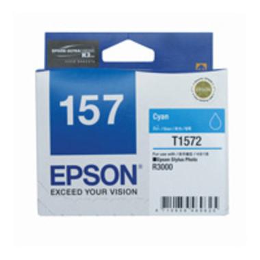 Epson 157 Cyan Ink Cartridge (Original)