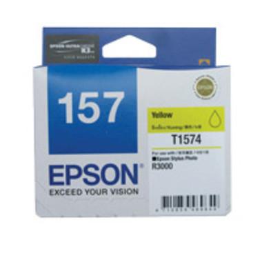 Epson 157 Yellow Ink Cartridge (Original)