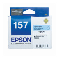 Epson 157 Light Cyan Ink Cartridge