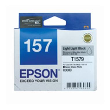 Epson 157 Light Light Black Ink Cartridge
