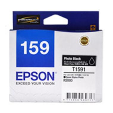 Epson 159 Photo Black Ink Cartridge (Original)