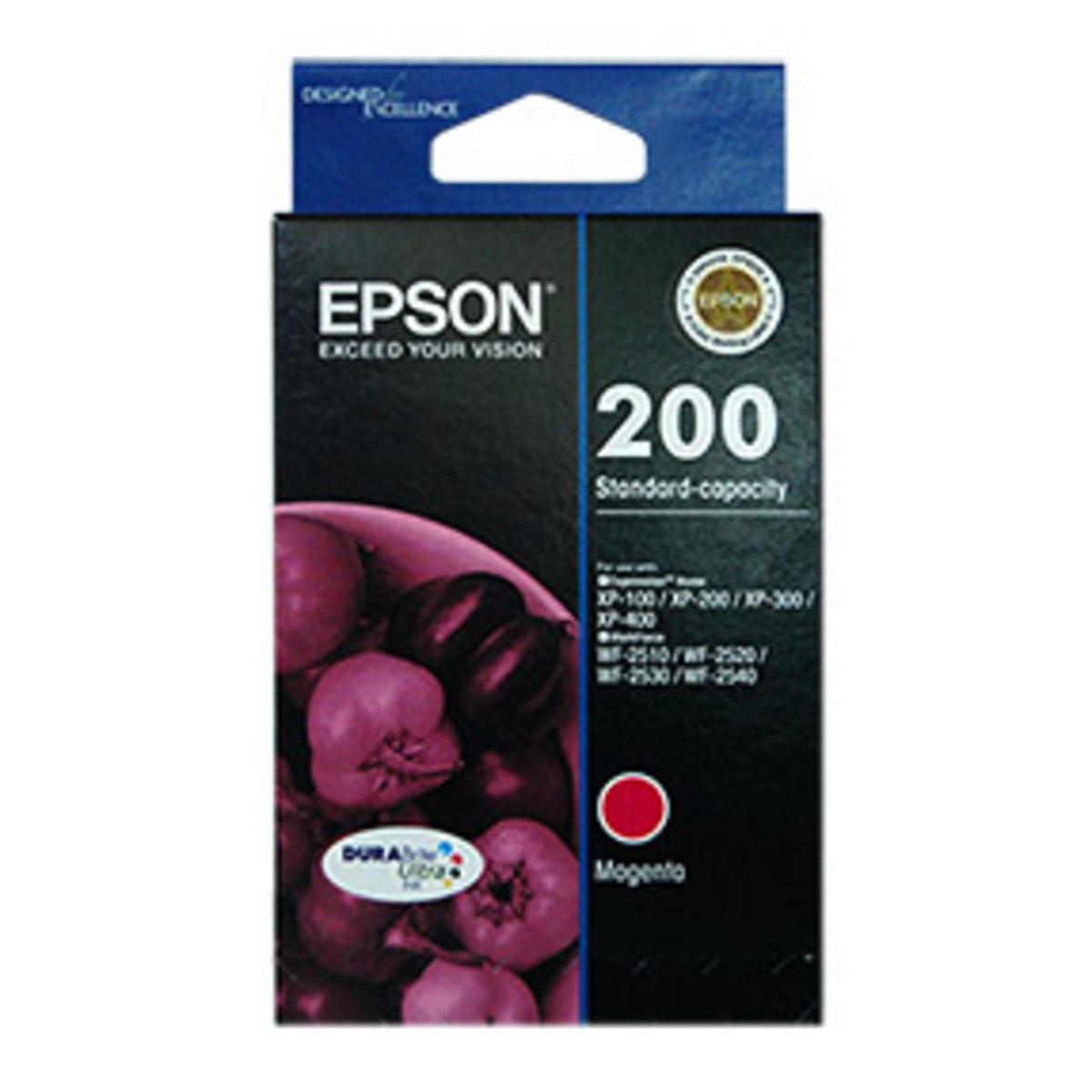 Epson 200 Magenta Ink Cartridge