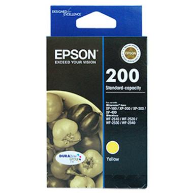 Epson 200 Yellow Ink Cartridge
