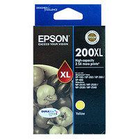 Epson 200XL Yellow Ink Cartridge - High Yield