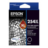 Epson 254XL Extra Black Ink Cartridge - Extra High Yield
