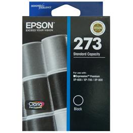 Epson 273 Black Ink Cartridge (Original)