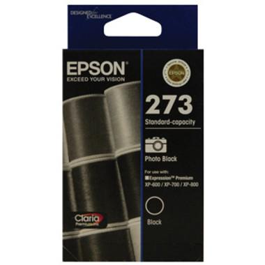 Epson 273 Photo Black Ink Cartridge