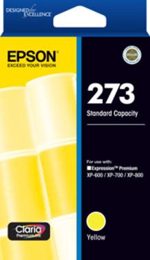 Epson 273 Yellow Ink Cartridge (Original)