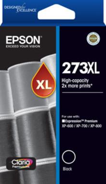 Epson 273XL Black Ink Cartridge (Original)