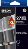 Epson 273XL Black Ink Cartridge - High Yield