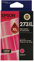 Epson 273XL Magenta Ink Cartridge - High Yield
