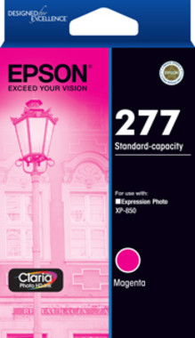 Epson 277 Magenta Ink Cartridge (Original)