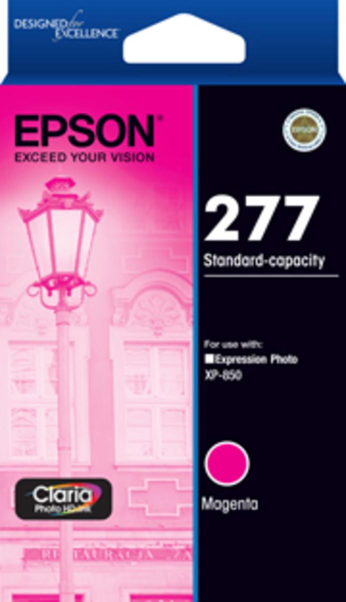 Epson 277 Magenta Ink Cartridge