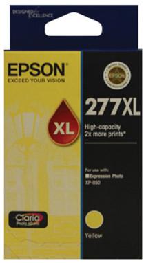 Epson 277XL Yellow Ink Cartridge (Original)