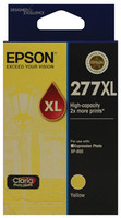 Epson 277XL Yellow Ink Cartridge - High Yield