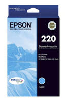 Epson 220 Cyan Ink Cartridge (Original)