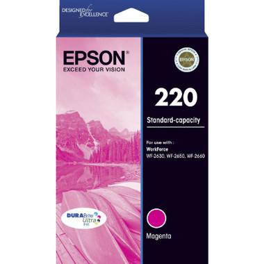 Epson 220 Magenta Ink Cartridge (Original)