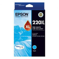 Epson 220XL Cyan Ink Cartridge (Special)