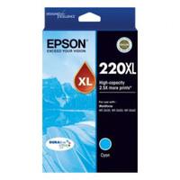 Epson 220XL Cyan Ink Cartridge (Original)