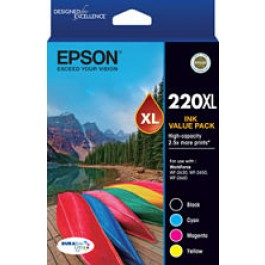 Epson 220XL Other Ink Cartridge (Original)