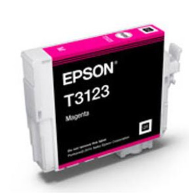 Epson T3123 Magenta Ink Cartridge (Original)