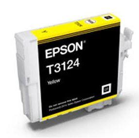 Epson T3124 Yellow Ink Cartridge (Original)