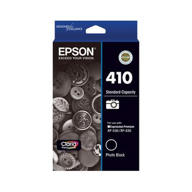 Epson 410 Photo Black Inkjet Cartridge