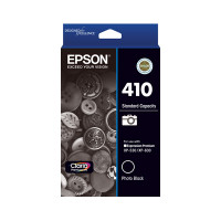 Epson 410 Photo Black Inkjet Cartridge