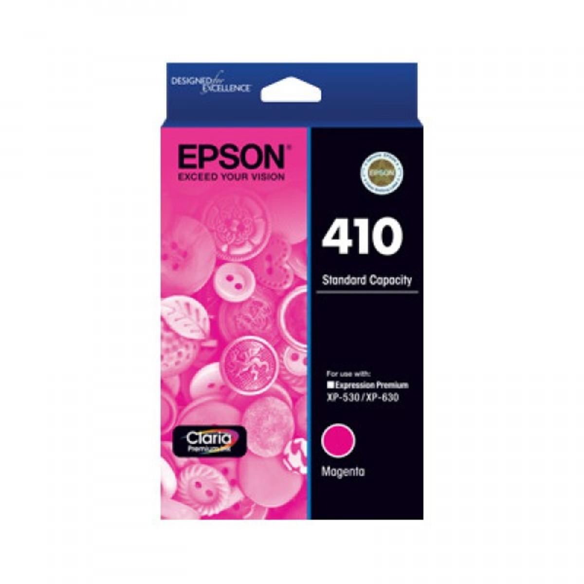 Epson 410 Magenta Inkjet Cartridge
