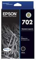 Epson 702 Black Ink Cartridge
