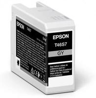 Epson 46S Grey Ink Cartridge