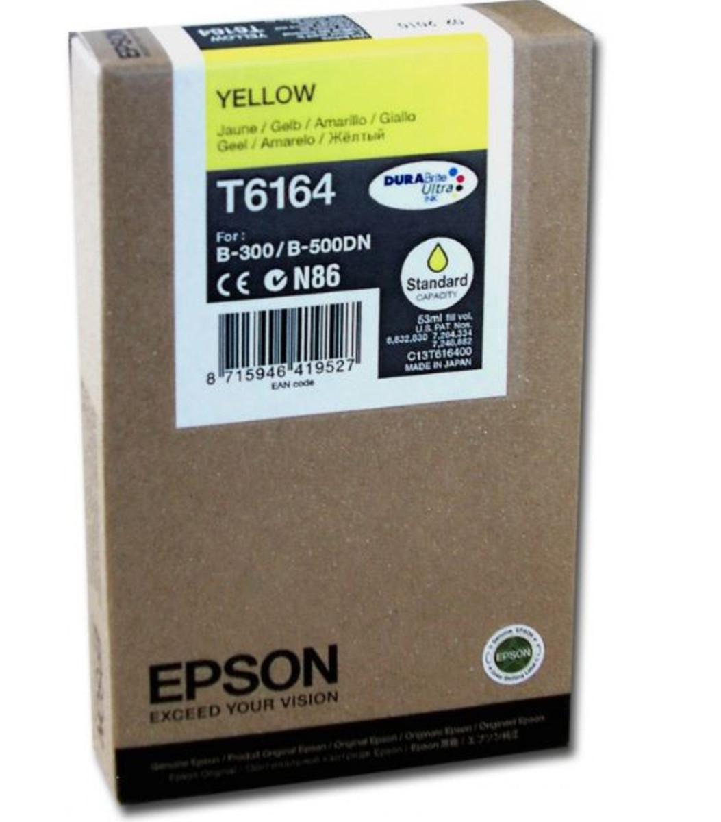 Epson C13T616400 Yelllow Ink Cartridge