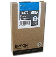 Epson C13T617200 Cyan Ink Cartridge - High Yield