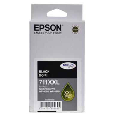 Epson 711XXL Black Ink Cartridge - High Yield