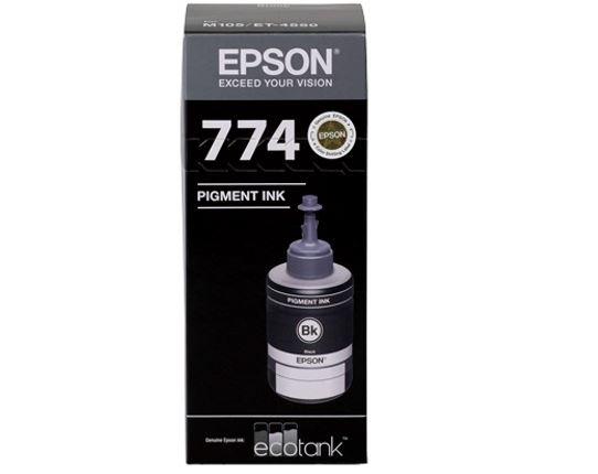 Epson T774 Black Ink Cartridge (Original)