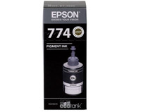 Epson T774 EcoTank Black Ink Bottle - High Yield