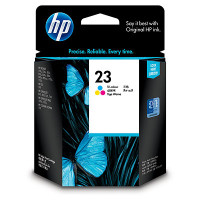 HP 23 (C1823D) Tri-Colour Ink Cartridge
