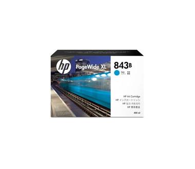 HP 843B (C1Q62A) Cyan PageWide Inkjet Cartridge