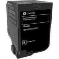 Lexmark 802K (C2360K0) Black Toner Cartridge