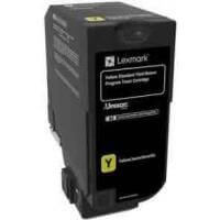 Lexmark 802Y (C2360Y0) Yellow Toner Cartridge
