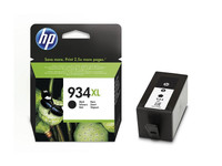 HP 934XL (C2P23AA) Black Ink Cartridge - High Yield