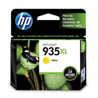 HP 935XL (C2P26AA) Yellow Ink Cartridge - High Yield