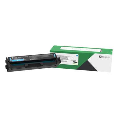 Lexmark Cyan Toner Cartridge (C3230C0)