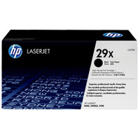HP 29X (C4129X) Black Toner Cartridge - High Yield