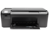 HP Photosmart C4680 Inkjet Printer